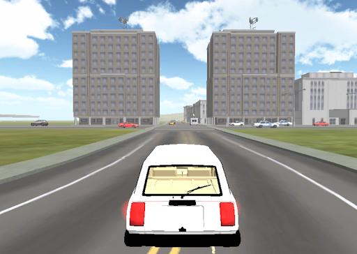 ラダVAZ交通シミュレーション