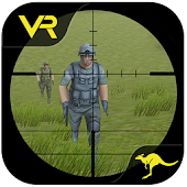 VR Mountain Sniper Shooting 3D