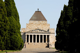 Photo: Year 2 Day 141 - The Shrine of Rememberance