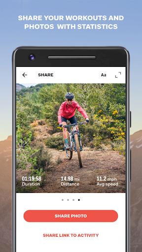 Sports Tracker screenshot 7