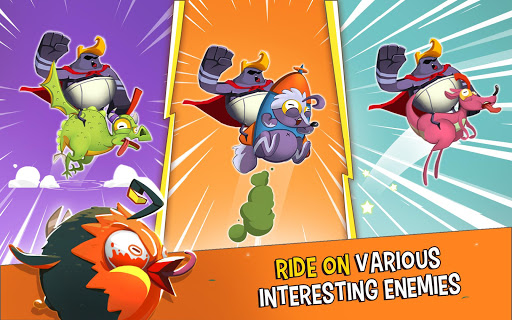 Rocky Rampage: Wreck 'em Up android2mod screenshots 22