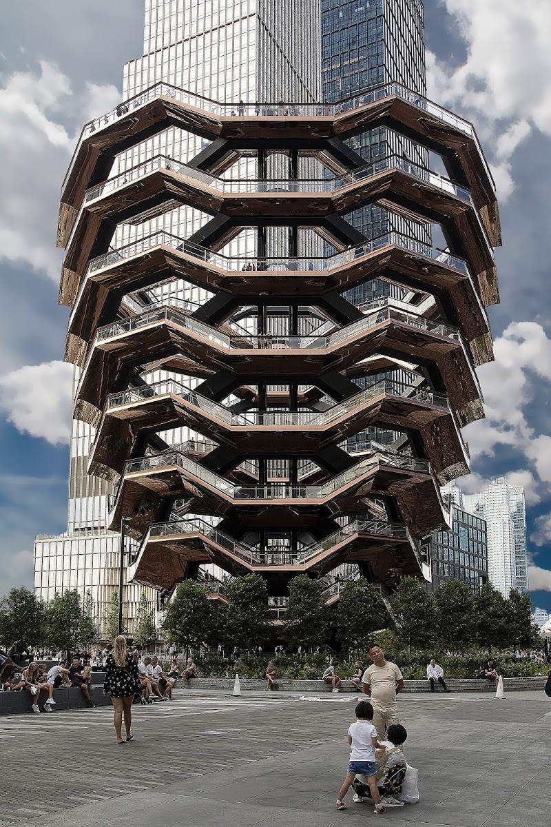 The Vessel - New York di dome_pe