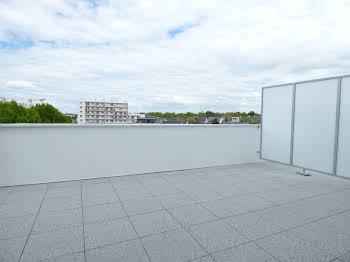 Appartement 2 pièces 53,85 m2