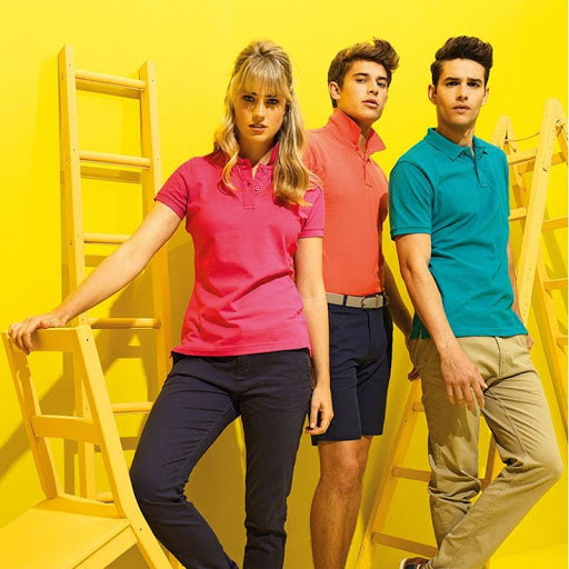 Asquith & Fox Polo Shirts