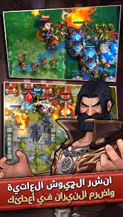 تحميل لعبة Castle Burn – RTS Revolution مهكرة الاصدار الاخير 4