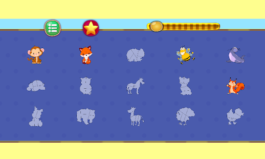 Hry pro děti Puzzles pro děti - náhled
