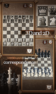 Classic chess - náhled