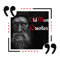 old man quotes icon