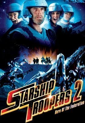 all starship troopers movies in order