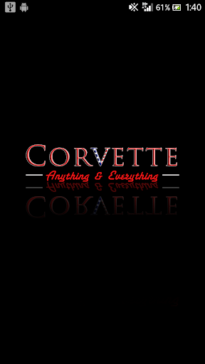 Corvette Anything Everything