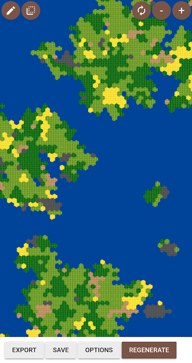 Random Map Generator : random, generator, Download, GridMaps, Random, World, Generator, Android, STEPrimo.com