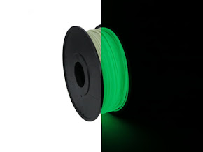 Glow in the Dark PLA Filament - 3.00mm