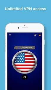 USA VPN – Free VPN Proxy & Wi-Fi Security App Download For Android 2