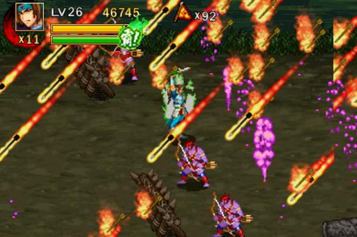 Code Triche Dragon of the Three Kingdoms_L APK MOD screenshots 3