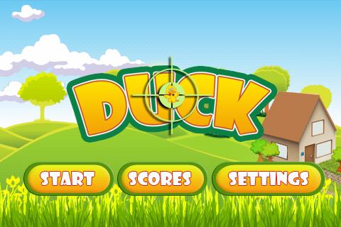 Duck Shoot Game
