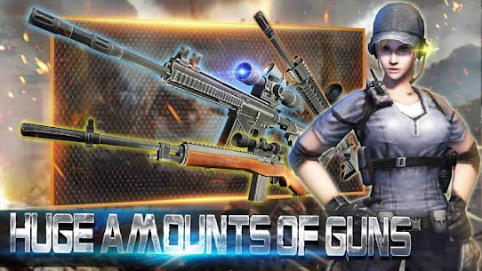 Sniper 3D Shooter- Free Gun Shooting Mod Apk (Unlimited Money) 8