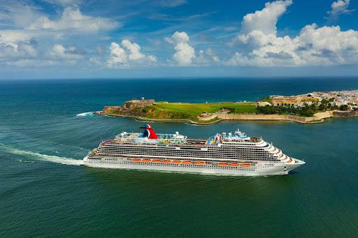CCL_Horizon_San_Juan.jpg - Carnival Horizon sailing through San Juan Harbor.
