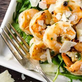 Garlic Parmesan Shrimp.