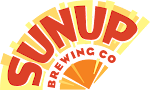 Logo for Sun Up Brewing Company & Brewhouse