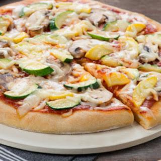 Sun-Dried Tomato Primavera Pizza
