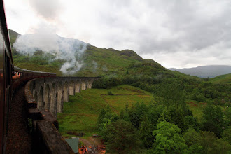 Photo: Glenfinnan viaduct