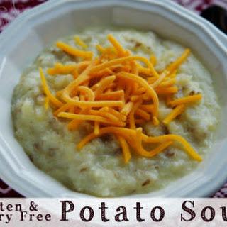 Gluten Free Potato Soup Crock Pot Recipes