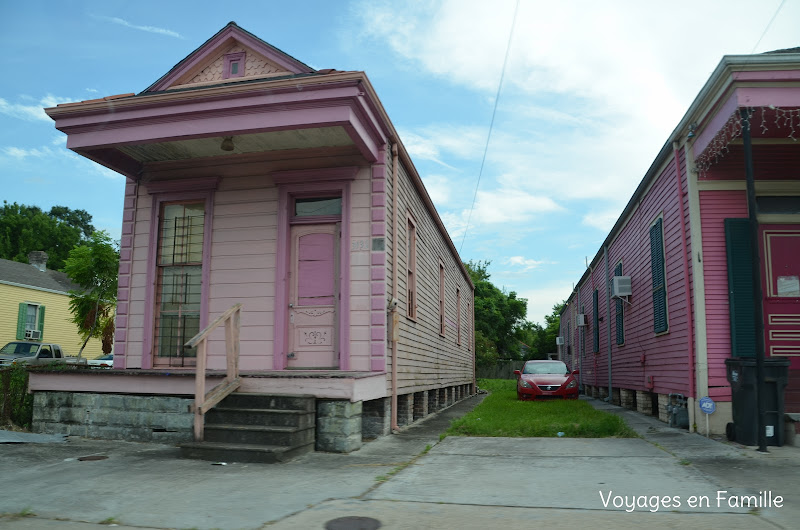 shotgun house NO