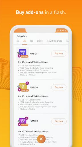 MyUMobile 3.3.0 Screenshots 5