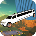 Limo Car Racing On Impossible Tracks icon