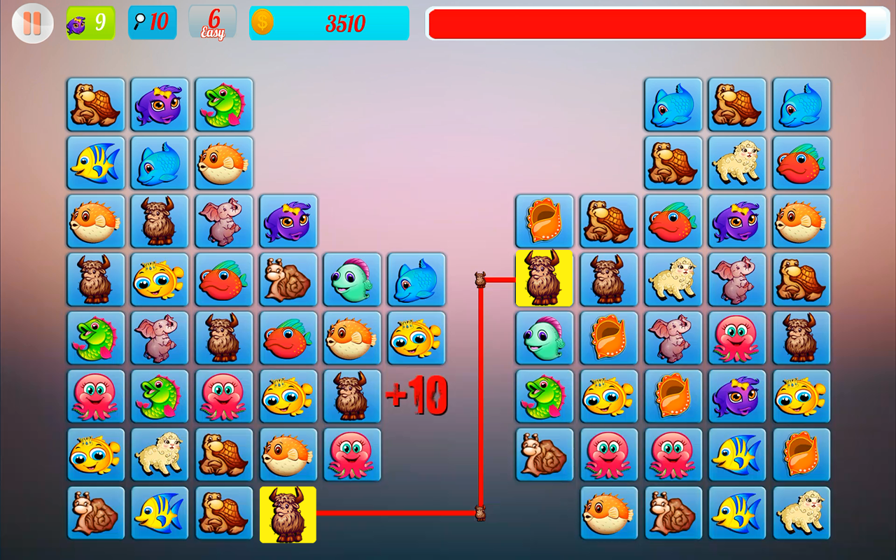 Game onet fruit - Onet Animal Cute Screenshot