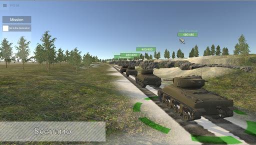 Panzer War screenshots 3