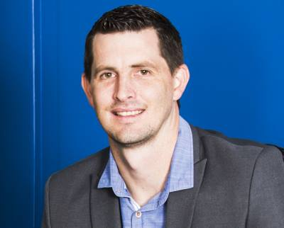 Shaun O'Brien, CEO of Cquential WMS.