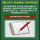 Download BLOC PARA NOTAS: ESCOLARES DE OFICINA O PERSONALES For PC Windows and Mac