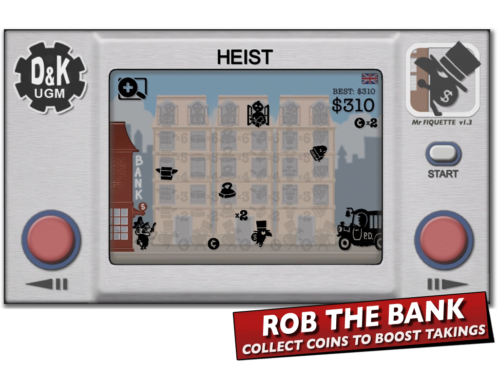 HEIST- screenshot