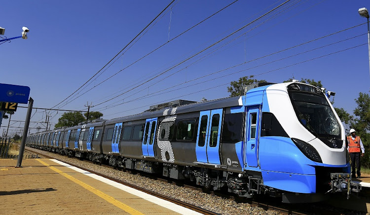 A Prasa train. Picture: THE TIMES