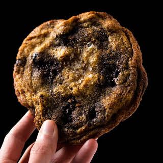 Gluten Free & Keto Chocolate Chip Cookies.