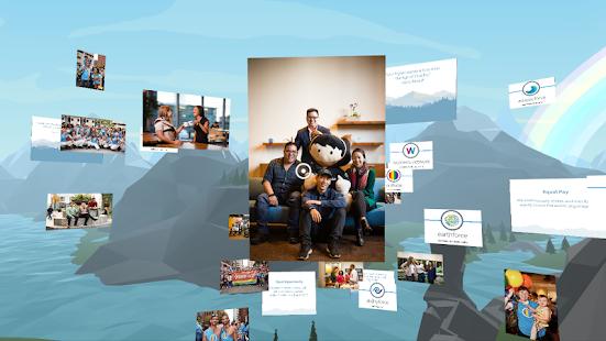 #SalesforceOhana VR - náhled