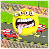 Monster Game: Road Cross Fun