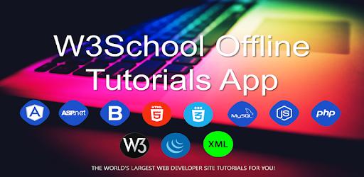 W3Schools Offline Tutorials App - Apps on Google Play