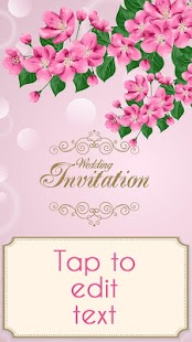 Wedding Card Maker - Create Invitation Cards - náhled