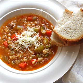 Italian Celery Soup