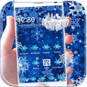 Winter snow Theme snow xmas icon