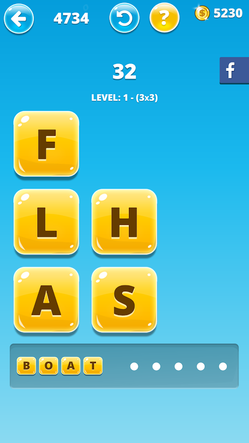 Word Puzzle: Find Hidden Words- screenshot