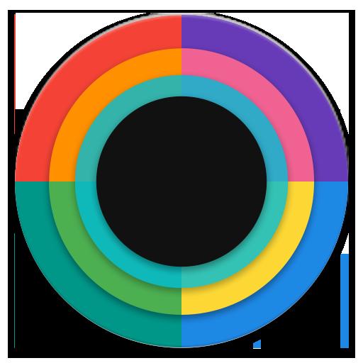 Oreofied Black Pro EMUI 5.0/8.0 Theme
