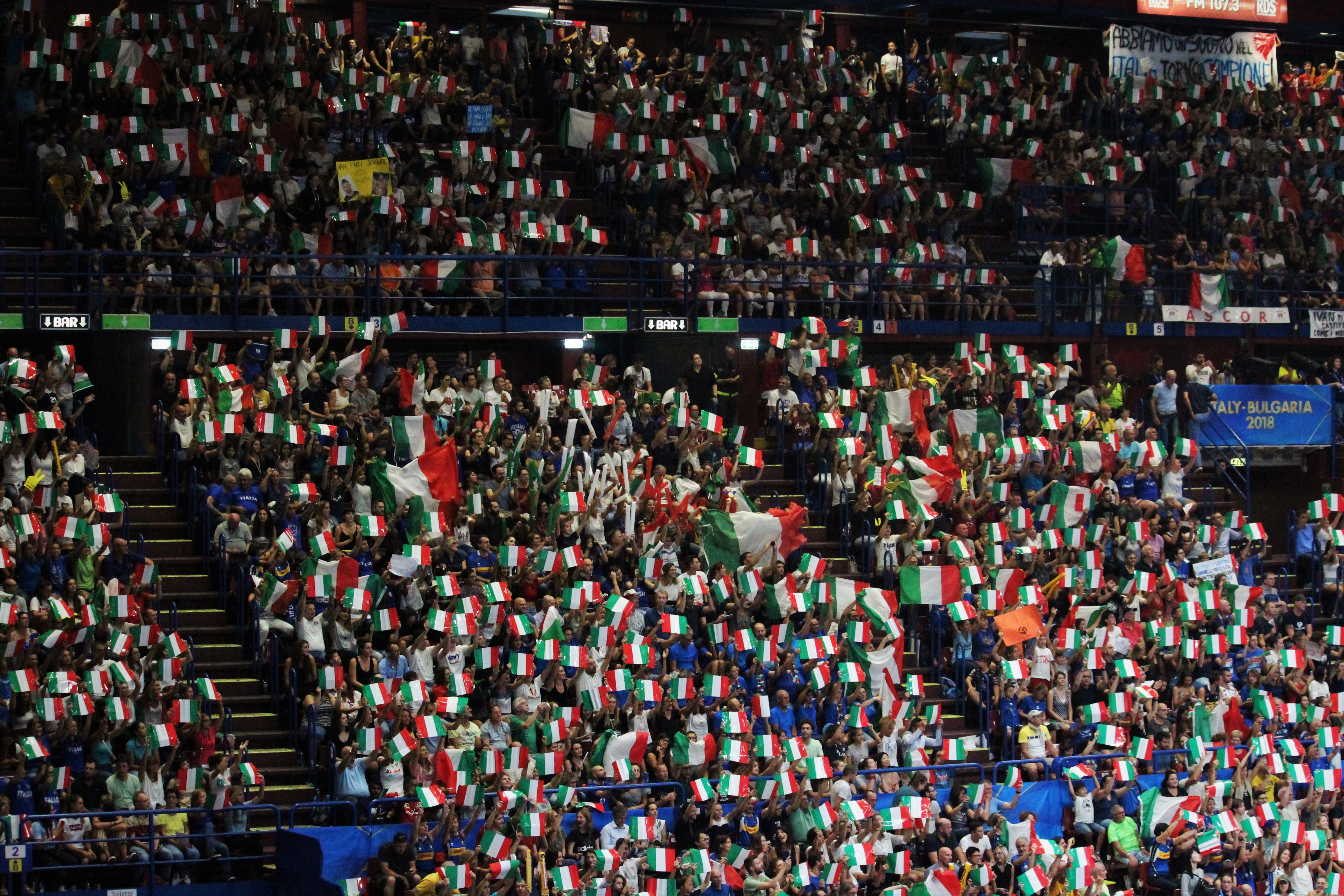 Italian Cheering di Siridiluca