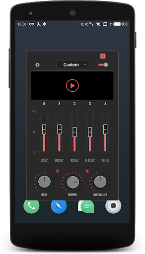 Powerful Equalizer - Bass Booster & Volume Booster  image 0
