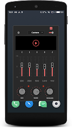 Powerful Equalizer - Bass Booster & Volume Booster APK screenshot thumbnail 1