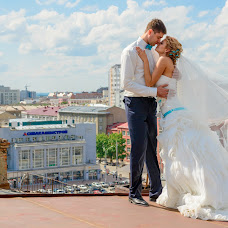 Wedding photographer Ivan Kharuzin (Kharuzin). Photo of 16.11.2015
