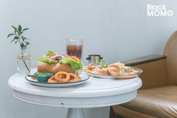 嘉義 Roji 錄記・藏在旅館裡的好味早午餐
