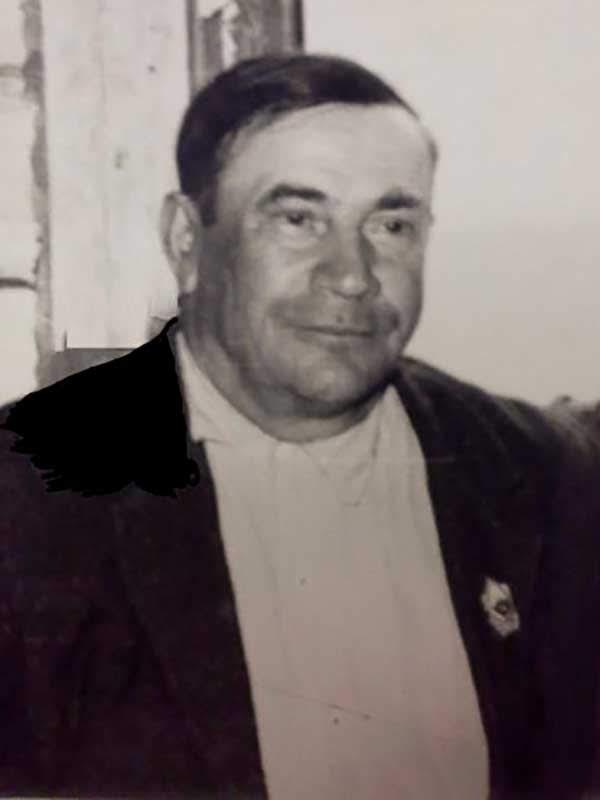 Наймушин Михаил Андреевич - рядовой 41 осбр